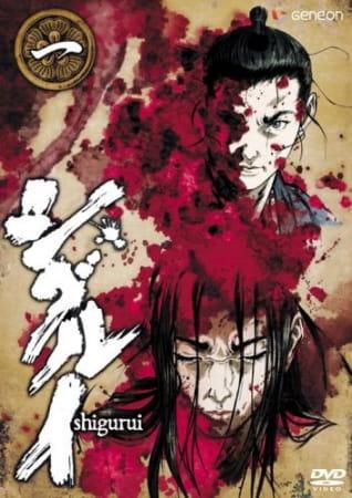 Shigurui (2007) 720p .mp4 Jap Sub-Ita
