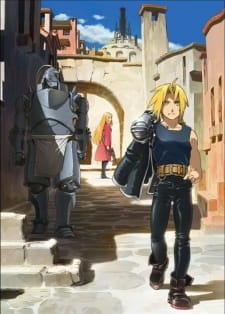 Fullmetal Alchemist: The Sacred Star of Milos picture