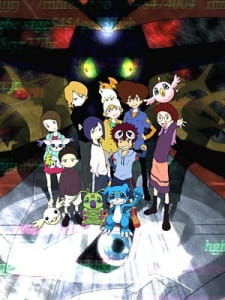 Digimon Movies 1-9 - Digimon Adventure Movies 1-9