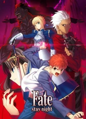 Fate/ Stay Night