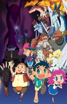 Legendz: Yomigaeru Ryuuou Densetsu Episode 04 Subtitle Indonesia