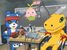 Digimon Savers: Agumon! Gaomon! Lalamon! Bakuretsu! Jougai Last Battle!