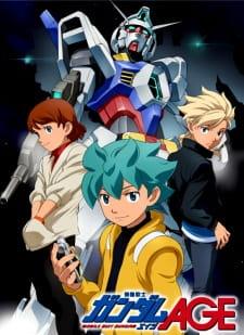 حلقة الانمي Gundam [Episode 720p