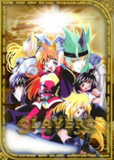 Slayers Try