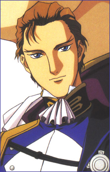 Anime Gundam Wing on Treize Khushrenada   Myanimelist Net