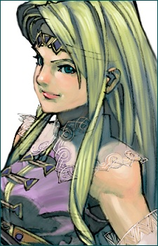 Personality ... MBTI Enneagram Mystina ( Valkyrie Profile ) ... loading picture