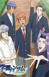 TV Anime 'Gakuen Handsome' Features Double Cast