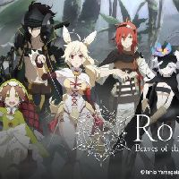 Rokka no Yuusha: A Fantasy Anime with a Twist