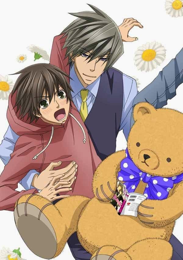 Junjou Romantica 3 Teddy Bear