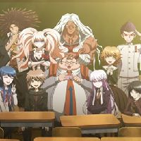 "Danganronpa: The Animation – The ""Ultimate"" Cast"