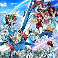Gundam Build Fighters: Passion for Gunpla