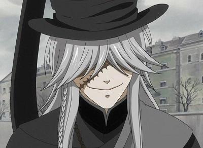 Kuroshitsuji Undertaker