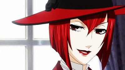 Kuroshitsuji Madame Red