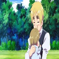 10 Cute Moments in Hetalia Axis Powers