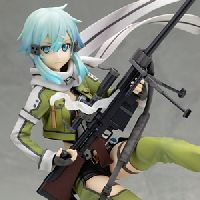 5 Sword Art Online Figures Directly From Cyberspace