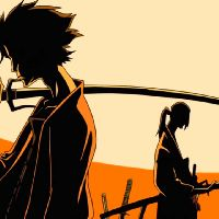 Sharp like an Edge of a Samurai Sword: Samurai Champloo Opening Song