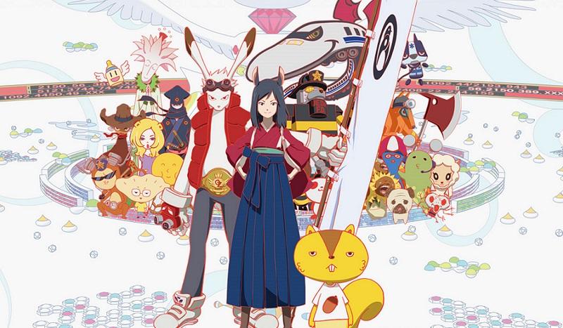 Natsuki Summer Wars Hakama