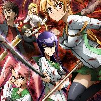 The OST of Highschool of the Dead