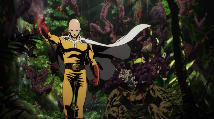 Anime Wallpaper One Punch Man Anime Top Wallpaper