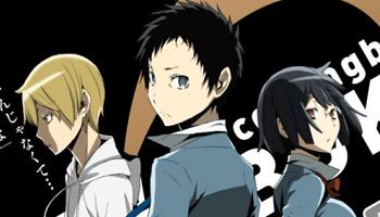 Top Twenty Anime 2015 - Durarara!!x2 Shou