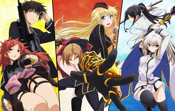 Qualidea Code (TV Anime)